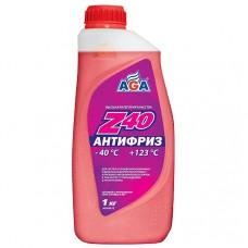 AGA-001Z 40 Антифриз (красный) -40С до +123С PREMIX 1кг