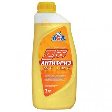 AGA-042Z 65 Антифриз (желтый) -65С до +132С 946мл./1кг.PREMIX