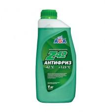 AGA-048Z 42 Антифриз (зеленый) -42С до +123С 946мл./1кг.PREMIX