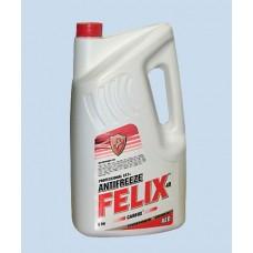 Антифриз 'Феликс Carbox' G12 (красный)   5кг