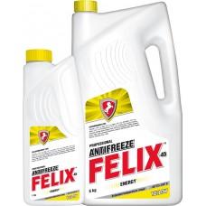 Антифриз 'Феликс Energy' G12 (желтый) 5кг