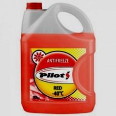 Антифриз красный Pilots Red Line-40 10кг