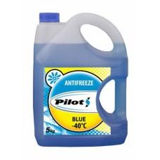 Антифриз синий Pilots Blue Line-40 5кг