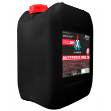 Антифриз X-Freeze Red (красный)   20кг