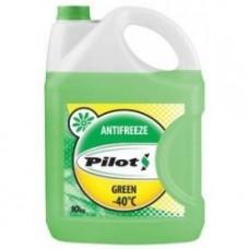 Антифриз зеленый Pilots Green Line-40 10кг