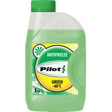 Антифриз зеленый Pilots Green Line-40 1кг