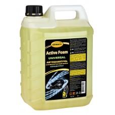 Автошампунь для бесконтактной мойки, концентрат 'Active foam universal ' ,'АСТРОХИМ'  Ac-331 канистра  5л