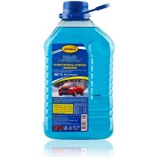 Жидкость незамерзающая 'Blue Crystal' -50С (без метанола)  'АСТРОХИМ' Ac-722 пэт 2л.