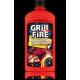 Жидкость для розжига 'Grill Fire' , 'АСТРОХИМ' Ac-875  флакон 500мл