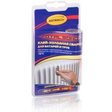 Клей-холодная сварка  для батарей и труб, 'АСТРОХИМ'  Ac-9307 туба  в блистере  55гр