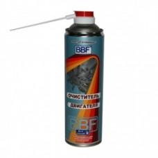 BBF Очиститель двигателя 650мл (аэрозоль) с трубкой