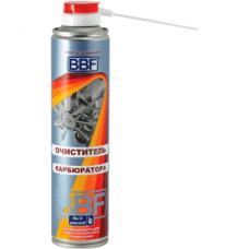 BBF Очиститель карбюратора 400мл (аэрозоль)