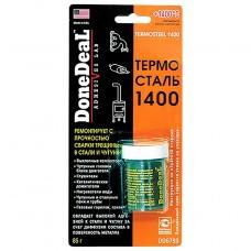 DD6799 Термосталь-термостойкий  сверхпрочный ремонтный герметик 85г