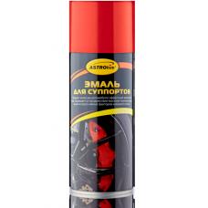 Эмаль для суппортов, красная, 'АСТРОХИМ'  .Ac-615 аэрозоль, 520 мл