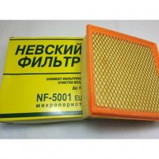 Фильтр воздушный NF-5001m (ВАЗ-НФ 409-01-000) ЕВРО в инд.коробке, с сеткой
