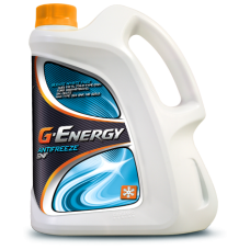 Антифриз красный G-Energy Antifreeze SNF 40, канистра 10кг