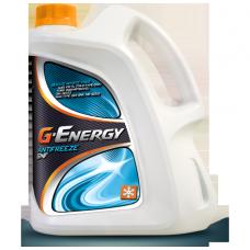 Антифриз красный G-Energy Antifreeze SNF 40, канистра 5кг