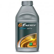 Жидкость тормозная G-Energy Expert DOT 4, канистра 0,910кг
