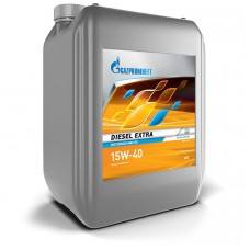 Масло моторное Gazpromneft Diesel Extra 15W-40, канистра 20л