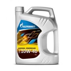 Масло моторное Gazpromneft Diesel Premium 10W-40, канистра 5л