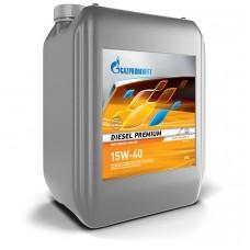 Масло моторное Gazpromneft Diesel Premium 15W-40, канистра 20л
