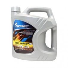 Масло моторное Gazpromneft Diesel Prioritet 10W-40, канистра 4л