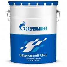Газпромнефть Смазка литиевая EP-2 18л (15кг)