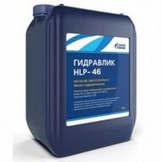 Масло Газпромнефть Гидравлик HLP-46, канистра 20л