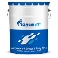 Смазка Gazpromneft Grease L Moly EP 2, ведро 18кг