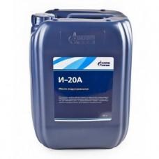 Масло индустриальное Газпромнефть И-20 А, канистра 20л