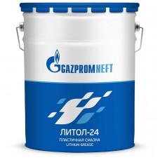 Смазка Газпромнефть Литол-24, ведро 18кг