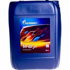 Масло моторное Газпромнефть М8Г2К, канистра 20л