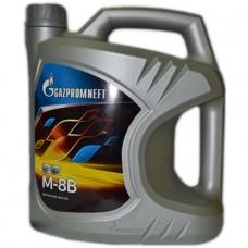 Масло моторное Газпромнефть М8В, канистра 4л