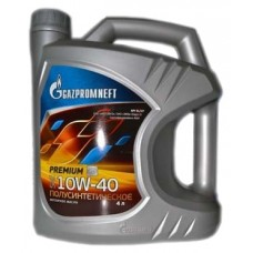 Масло моторное Gazpromneft Premium 10W-40, канистра 4л