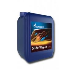 Масло индустриальное Gazpromneft Slide Way 68, канистра 20л