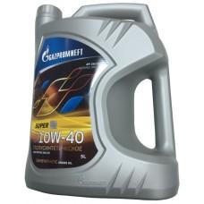 Масло моторное Gazpromneft Super 10W-40, канистра 5л