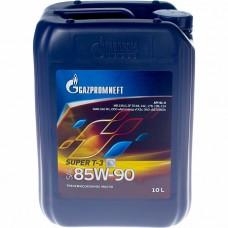 Масло трансмиссионное Gazpromneft Super T-3 GL-5 85w90, канистра 10л