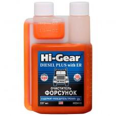 HG3418 Очиститель форсунок для дизеля с ER на 16 обработок 237мл.