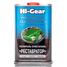 HG8019 Полироль-очиститель 'Реставратор' 473 мл.
