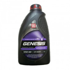 ЛУКОЙЛ  GENESIS ADVANCED 10W40  SN/CF  A3/B4,  A3/B3   (п/с)   1 л.