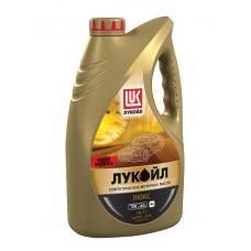 ЛУКОЙЛ  Люкс          5W40         SN/CF             (синт.)                  4 л