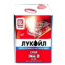 ЛУКОЙЛ  Супер       10W40 SG/CD  (п.синт.)          18 л