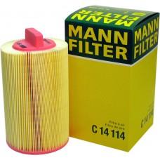 Mann C14 114 фильтр воздушный