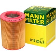 Mann C17 201/3 фильтр воздушный