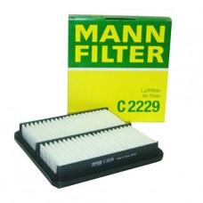 Mann C2229 фильтр воздушный