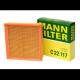 Mann C22 117 фильтр воздушный