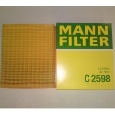 Mann C2598 фильтр воздушный