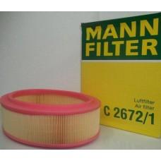 Mann C2672/1 фильтр воздушный