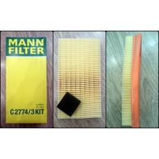 Mann C2774/3 фильтр воздушный
