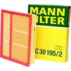 Mann C30 195/2 фильтр воздушный